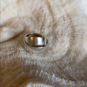 Silpada sterling silver ring size 8